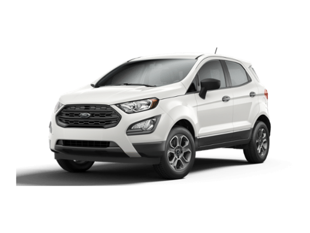 2019 Ford EcoSport S 4X4 SUV/Cloth/Alloys/Rear Camera/Traction Control/29 MPG